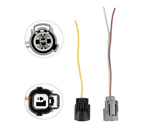 XtremeAmazing VTEC Oil Pressure Switch Solenoid Plug Pigtail Harness on